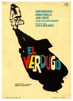 El Verdugo.  Año:1963.  Director: Luis Garcia Berlanga.  PREMIOS 1963: Venecia: FIPRESCI