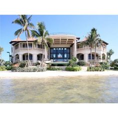 Ultimate Luxury Mind-Blowing $59,500,000 Mansion in the Cayman Islands ❤ liked on Polyvore featuring houses, home, casa, interior and pictures