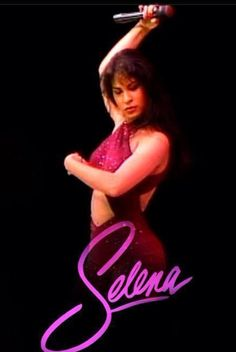Selena!!! Latinos will always remember you! RIP.