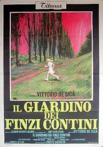 Il giardino dei Finzi Contini di Vittorio De Sica. Dall'ominimo romanzo.