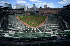 Baltimore Orioles play game without fans | CTV News