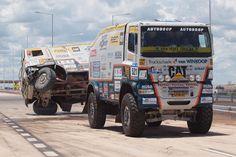 GINAF Wuf van Ginkel Dakar 2011