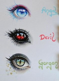 Pencil drawing step by step eye drawings (realistic and colorful) Anime art? – drawing tips