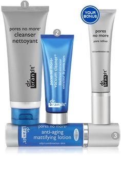 FREE full size pores no more pore refiner with your 3-step skincare regimen.<br><font color=&#0...Price - $140.00-6NyZFiiC