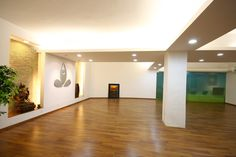 Yoga Studio Decorating Ideas | 136.1 Yoga studio on Behance