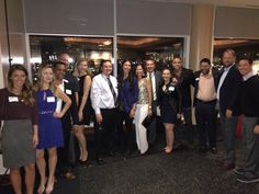 #TeamElevate, EWI Construction, Trinity Graphic USA, Health Hero, Catermefit Inc., That Business Show with Jamie Meloni, Priatek and #SunshineBank at the The University of Tampa Board of Counselors, Board of Trustees, Board of Fellows Holiday Party!