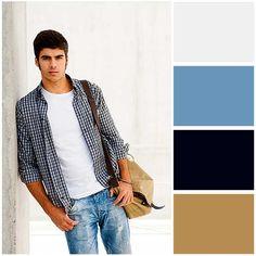 Combinar colores de ropa hombre como combinar colores de ropa para hombre 009