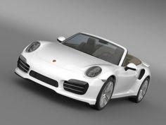 Porsche 911 Turbo Cabrio 2014