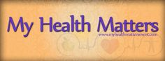 If you're in the Greater Toronto Area this Saturday, come and visit my booth at the My Health Matters Event.  http://www.myhealthmattersevent.com/