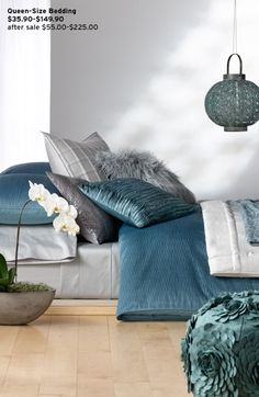 Bed & Bath from Nordstrom. Shop Now! I love the zen and turquoise!