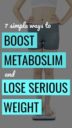 7 Ways To Boost Metabolism And Shed Fat Fast 7 serious ways to boost your metabolism and lose some serious weight Ways To Increase Metabolism, Speed Up Metabolism, Boost Your Metabolism, Metabolism Booster, Metabolism Boosting Foods, Lose Weight In A Week, Losing Weight Tips, Weight Loss Tips, How To Lose Weight Fast