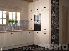 Kuchnia vintage - zdjęcie od MIKOŁAJSKAstudio - Kuchnia - Styl Prowansalski - MIKOŁAJSKAstudio