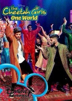 One direction featured in: The Cheetah Girls One World