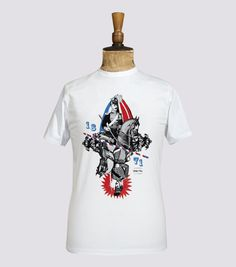 Tee Cavaliers - @communedeparis, A gagner sur @Deadline6am http://on.fb.me/xHSC0u