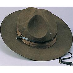 212. drill sergeant hat b1297458af28