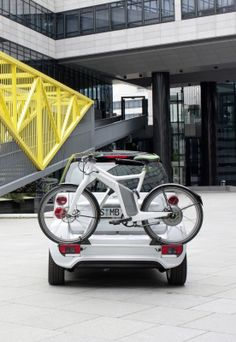 Daily Cars: Smart ebike to go on sale in 2012: Urban electric mobility from Smart