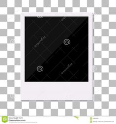 Blank Retro Polaroid Photo Frame. - Download From Over 36 Million High Quality Stock Photos, Images, Vectors. Sign up for FREE today. Image: 34950509