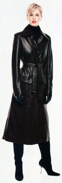 Leather Coat Daydreams: Take your pick