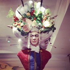 Fortnum & Mason does Rococo and goes loco on the deco!