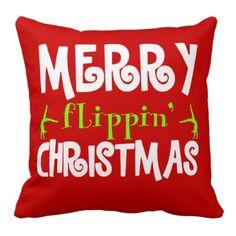 Shop Merry Flippin' Christmas Gymnastics Throw Pillow created by pinkowlz. Gymnastics Sayings, Gymnastics History, Gymnastics Levels, Gymnastics Clubs, Gymnastics Stuff, Gymnastics Coaching, Gymnastics Gifts, Sport Gymnastics, Gymnastics Leotards