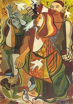 Emiliano Di Cavalcanti – reminiscências líricas e o modernismo; Obras; Biografia, Cronologia de vida e obra; Depoimentos; Poemas; Fortuna Crítica...