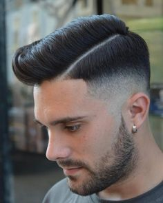 Hard Part haircuts for men 2017