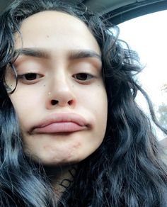 Kehlani selfies - November 2017
