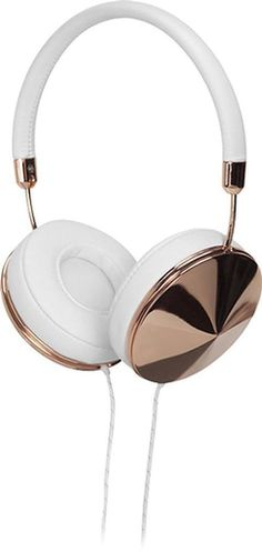 Frends Taylor Over-the-Ear Headphones - Rose Gold/White in Consumer Electronics, Portable Audio & Headphones, Headphones | eBay
