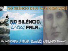 NO SILÊNCIO DEUS FALA COM VOCÊCOM FUNDO MUSICAL*3649*theraio7