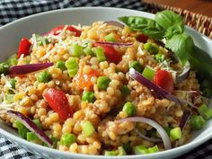 A Food, Food And Drink, Cooking Recipes, Healthy Recipes, Fried Rice, Bon Appetit, Quinoa, Great Recipes, Menu