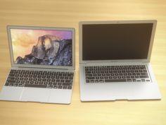 Llevamos meses, casi años diría, de la posibilidad de que Apple lleve sus pantallas Retina a los MacBook Air, última de sus gamas de ordenadores sin dicha denominación. A lo largo de todo est...
