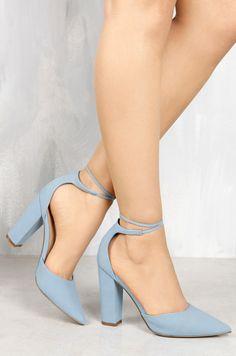 Lola Shoetique - Pristine - Serenity , $32.99 (http://www.lolashoetique.com/pristine-serenity/)