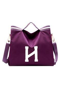 Two-Way Ladies Bag Purple