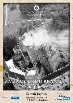 BOJNICE: Prednáška Osud plameňa v múzeu priblíži požiar zámku z mája 1 - Voľný čas - SkolskyServis.TERAZ.sk Portal, Sci Fi, Science Fiction