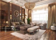 Master Bedroom Interior, Luxury Bedroom Design, Home Room Design, Master Bedroom Design, Home Bedroom, Modern Bedroom, Bedroom Decor, Luxury Homes Interior, Interior Design