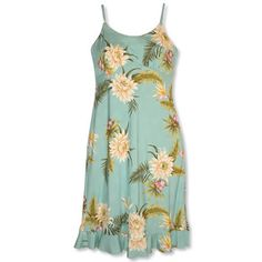 mountain hawaiian kamalii dress