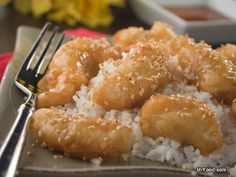 "HONEY GARLIC CHICKEN RECIPE: ~ From: ""Mr.Food.Com"". ~ Recipe Courtesy of ""MR. FOOD TEST KITCHENS"". ~ Cook Time: 15 min; Ready In: 15 min; Yield: (4 servings). ~ Honey Garlic Chicken is one of the most popular dishes in Asian restaurants. But why wait 'til you go out to enjoy it? Now you can make your own Honey Chicken that rivals what you'll get at your neighborhood take-out place...and in less time, too!"