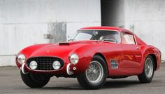 With a race pedigree renowned for endurance, the 1957 Ferrari 250 GT 14-Louver Berlinetta was a highly competitive coupe of which only nine examples were made. Debuted at the Geneva Motor Show in 1956, the car showcased Scaglietti's coackwork rather than that of Pininfarina. One of only eight now in existence, chassis No. 0703 GT notched a ninth-place finish overall at the 1957 Mille Miglia and found itself fourth at the 103-mile Coppa Inter-Europa race the same year. But its true claim t...