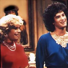 80s tv shows | Bosom Buddies, Tom Hanks