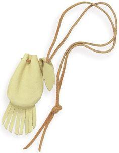 "Leather Factory Native Heritage Kit: Medicine Pouch 2""x3"", http://www.amazon.com/dp/B000YQIL92/ref=cm_sw_r_pi_awdm_oFEGub1NGHPFM"