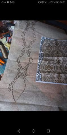 Cross Stitch Embroidery, Cross Stitch Patterns, Bargello, Blackwork, Elsa, Bohemian Rug, Traditional, Rugs, Towels