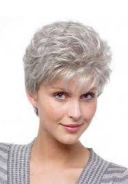 Kuvahaun tulos haulle short hairstyles for grey hair