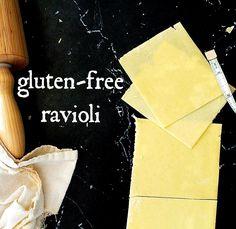 handmade gluten-free ravioli // heartbeet kitchen