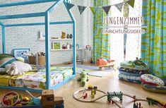 Jungenzimmer einrichten & gestalten bei Fantasyroom