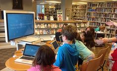 21st-Century Libraries: The Learning Commons | Edutopia