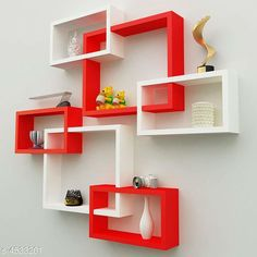 Shelves Attractive MDF Wall Shelves Material: MDF  Size(L x B X H): Large Box 40 cm x 10 cm x 33 cm small Boxes: 28 cm  x 10 cm  x 17 cm  Description: It Has 6 Pieces Of Wall Shelves Country of Origin: India Sizes Available: Free Size   Catalog Rating: ★4.3 (1121)  Catalog Name: Sia Attractive MDF Wall Shelves Vol 2 CatalogID_655761 C127-SC1622 Code: 2411-4533201-7113