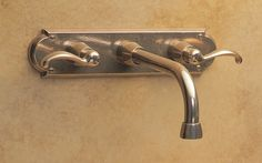Arched Wall Mount Faucet