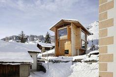 Peter Zumthor arrienda su casa. Por primera vez, Zumthor y su esposa están arrendando una de sus viviendas #arquitectura http://noticias.arq.com.mx/Detalles/14422.html
