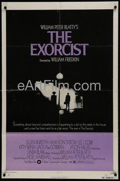 #HappyBirthday #MercedesMcCambridge https://eartfilm.com/search?q=Mercedes+McCambridge #actors #acting #Giant #TheExorcist #Exorcist #AllTheKingsMen #Pazuzu #Broadway #theater #theatre #movie #movies #poster #posters #film #cinema #movieposter #movieposters    Exorcist-William Friedkin-Max Von Sydow-Ellen Burstyn-William Peter Blatty-1974-27x41