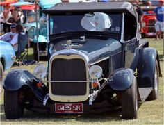 1930s 'A' Model Ford